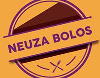 Logo para Confeitaria Neuza Bolos