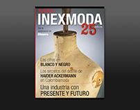 Revista Inexmoda en iPad