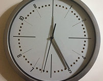 Reloj Dense