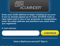 Acuminder - iPhone for J&J