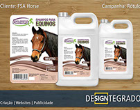 FSA Horse -Packagin Design