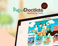 Pupu Chocolate Website