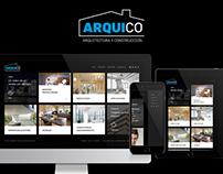 ARQUICO | Architecture studio