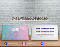 Calendário de bolso (Pocket Calendar)