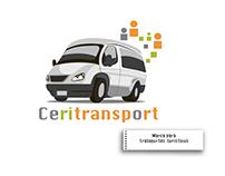 Marca transporte turístico