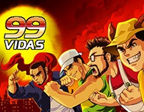 99Vidas - Game