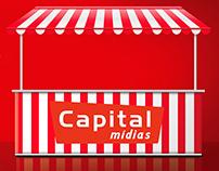 Identificação de pontos - Capital Mídias
