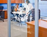 Logotipo Freitas & Freitas Advogados