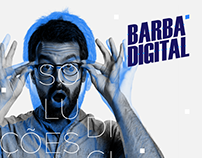 Barba Digital - Rebranding