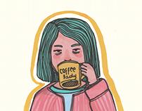 Coffee Proyect - Yo Gekrepten