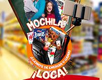 Mochila Loca - Licitación