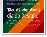 Dia do Design Gráfico