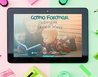 Diagramação de Ebook - Educação Infantil