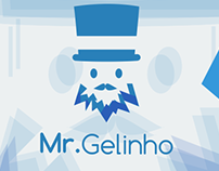 Mr. Gelinho Logo Design