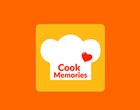 Cook Memories | App Mobile