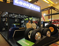 Stand Goodyear y Dunlop Expo Andellac 2016