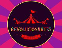 Logotipo Revolucionartes