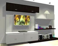 Diseño de Centro de Entretenimiento Cliente S.Carrillo