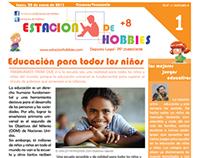Periodico Educativo (para niños mayores de 8 años)