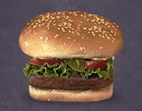 Paladini's Burger Rediseño