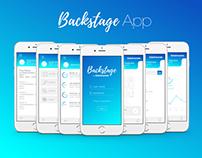 Backstage - Mobile App