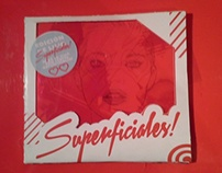 Superficiales! arte de tapa -cd