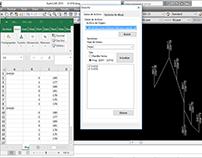 AutoDraw From Excel - Windows App Delphi