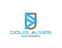 My personal Logo - Doug Alves - Design
