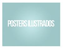 Posters Ilustrados