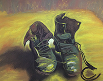 "Van Gogh's ""A Pair of Boots"" - Re-reading"