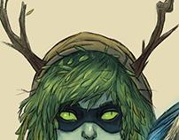 Huntress Witch