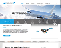 More Logistics Website