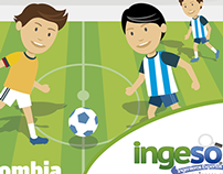 Piezas Community Manager - Ingeso