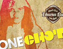 Tita Dominguez/ Tiburon Club: Flyer (2010)