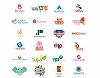 Portfolio Logos Vrix Comunicação
