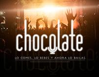 Artes para la banda CHOCOLATE