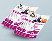 Folder Pilates