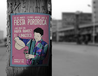 Afiches - Banda EL LIMACOCO