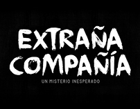 """""""Extraña Compañía"""" - Short Horror Film"""