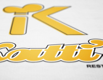 Restaurante Kattis | Branding