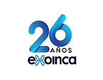 26 AÑOS EXOINCA