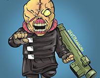 Nemesis Cartoon
