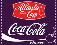Poster para empresa (Atlanta Cafe)