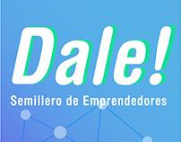 Dale Semillero // Identidad y material de difusión
