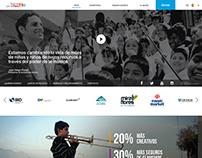 Juan Diego Florez - Sinfonia por el Peru website