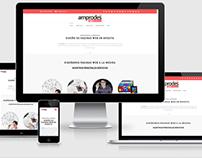 amprodes - Diseño Web Bogotá