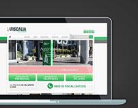 Fiscalias de la ciudad - Diseño Web