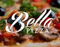 Bella Pizza - Rebrand