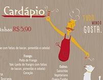 Folheto Churrasquinho Brasinha
