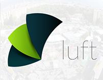 Animación de logo para Luft